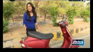 Living Cars - Test ride: Vespa SXL 150