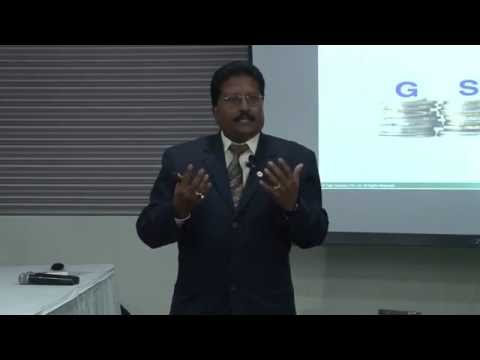 GST  - Interactive Session for Tax Practitioners - Bangalore (Part 1)