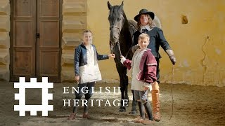 What Was Life Like? Episode 8: Stuarts | Meet a Horse Trainer