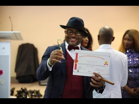 Cameroon Academy African Film Awards Part 3