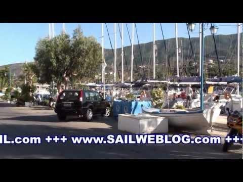 Sailing Part 1 Argo-Saronic Greece 2011