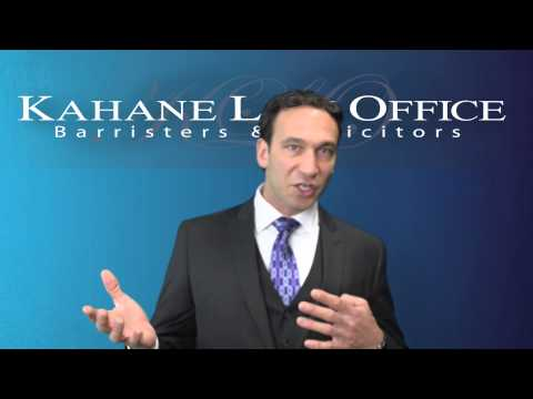 """Types of Condominium Parking Stall """"Ownership"""" by Kahane Law Office"""