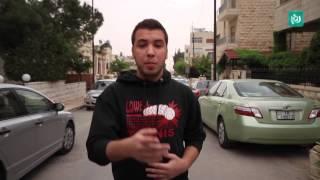 الحلقة الرابعة - أحمد يغني عن الغربة في الوطن