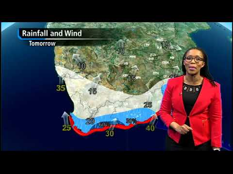 Weather forecast: Cold front expected, 23 August 2017