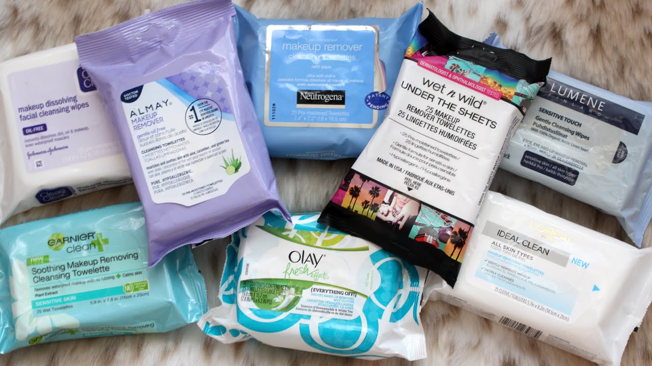 Frugal Fridayz Best Worst Makeup Removing Wipes Youtube
