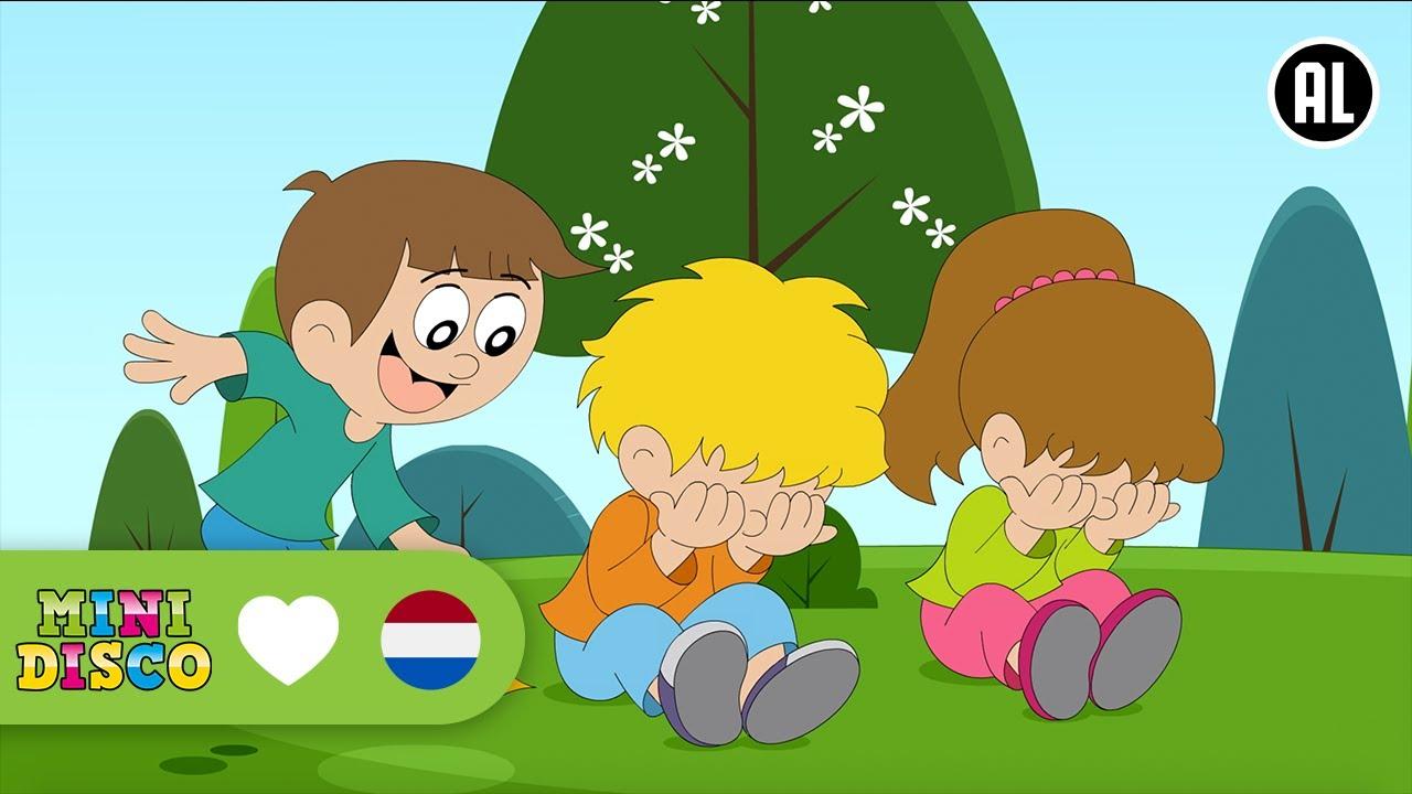 Download Kinderliedjes | Tekenfilm | ZAKDOEKJE LEGGEN | Minidisco | DD Company