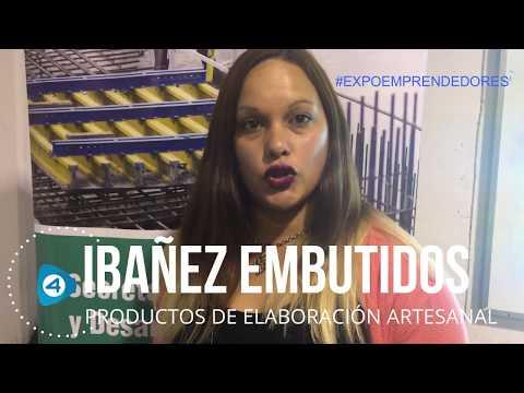 Expoemprendedores Varelenses: te presentamos a embutidos Ibáñez, un empredimiento familiar en constante crecimiento
