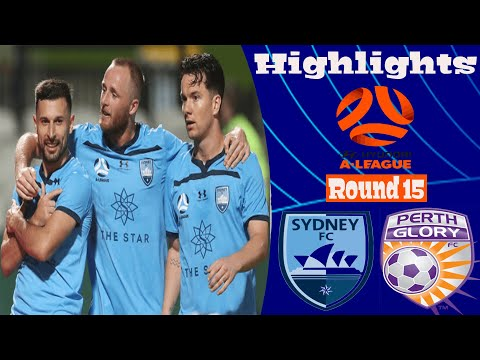 Sydney Perth Goals And Highlights