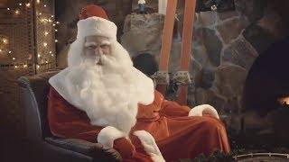 Поздравление от Деда Мороза 2019
