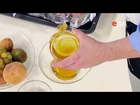Горчично-медовый соус к мясу рецепт от шеф-повара / Илья Лазерсон / русская кухня