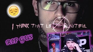 Wow.. Lil Peep - Life is Beautiful  (REACTION!)