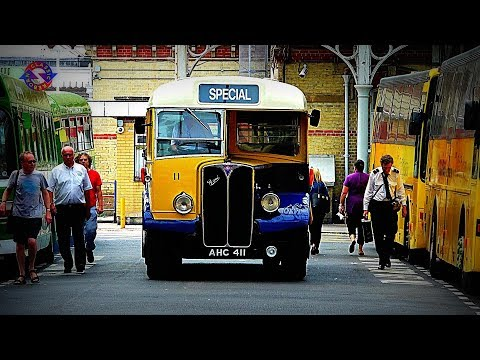 Eastbourne: Classic Bus Running Day 2018