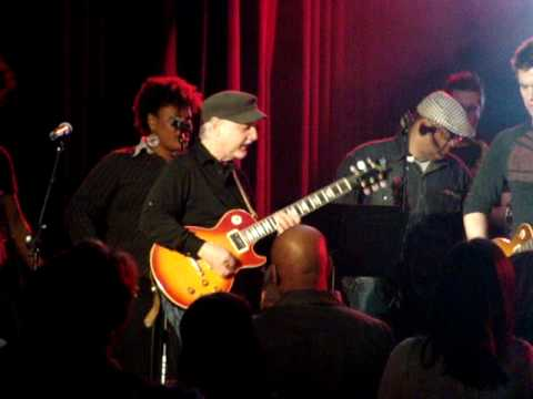 Phil Keaggy, Israel Houghton, Johnny Lang and Tommy Sims - ERACE