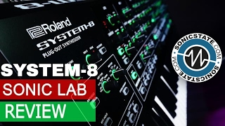 Sonic LAB Roland System-8 Poly Synth