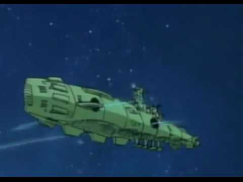 Star Blazers The Comet Empire Episode 6