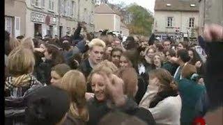Grève lycéens Melun