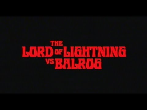 King Gizzard & The Lizard Wizard - The Lord Of Lightning vs Balrog (Official Video)