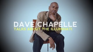 Dave Chapelle Talks About The Illuminati