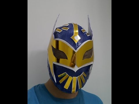 sin cara maskesi nasıl yapılır  kartondan