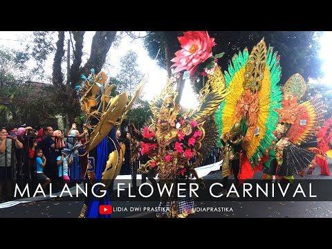 MALANG FLOWER CARNIVAL 2019 FULL VIDEO LEBIH DARI 300 PESERTA WOOWW!!!!