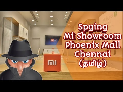 Xiaomi Unreleased China Products in Mi Showroom at Phoenix Market City Chennai