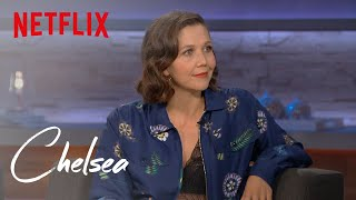 Maggie Gyllenhaal on Playing a Prostitute in 'The Deuce' (Full Interview) | Chelsea | Netflix