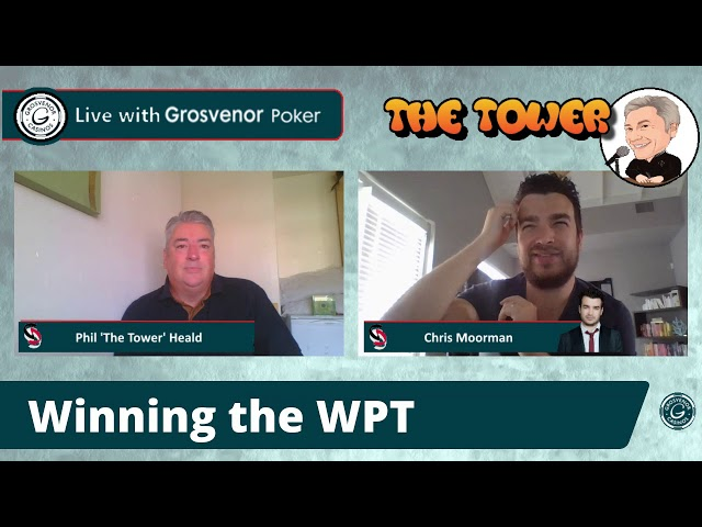 An Hour with The Tower - Chris Moorman Ep.4
