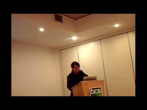 Cosmology and Consciousness: Asymptotically Einstein Universe -Phillial Oh 2012