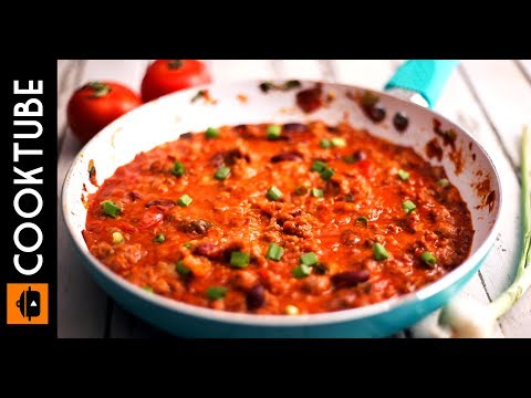 Mexican Style Chilli And Cheese Dip Recipe