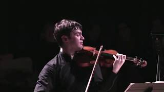 Wieniawski Polonaise Brillante in D major, played by Nathan Meltzer and Jessica Xylina Osborne
