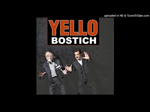 Yello - Bostich [The Cube Guys Re-Paint]