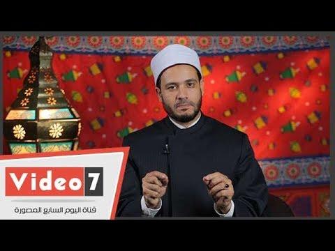 فتوى مع المالكى على فيديو 7.. حكم الفوانيس.  - 09:22-2018 / 5 / 17