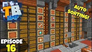 Truly Bedrock Episode 16! Multi-Item Storage & More! Minecraft Bedrock Survival Let's Play!