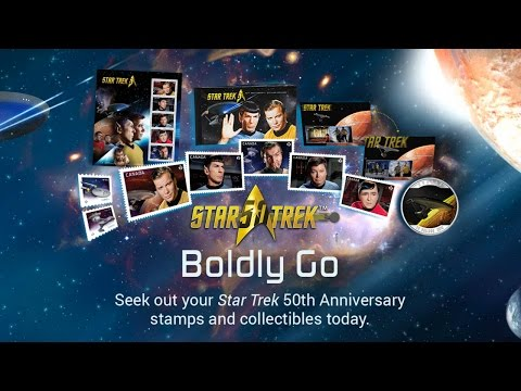 Canada Post's Star Trek swag: Boldly blowing taxpayer money on licensing fees