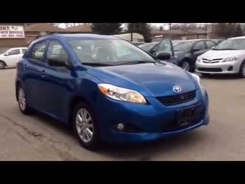 jeremy 2009 toyota matrix blue manual winter tires youtube rh youtube com 2012 toyota matrix owners manual 2012 toyota matrix owners manual