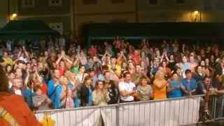 SMOKIE revival Praha - Layback in the arms of someone (2015)
