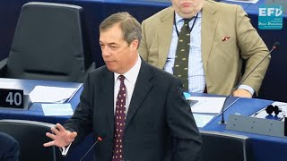 Nigel Farage MEP: We'll be even more defiant if we have to fight a second referendum.