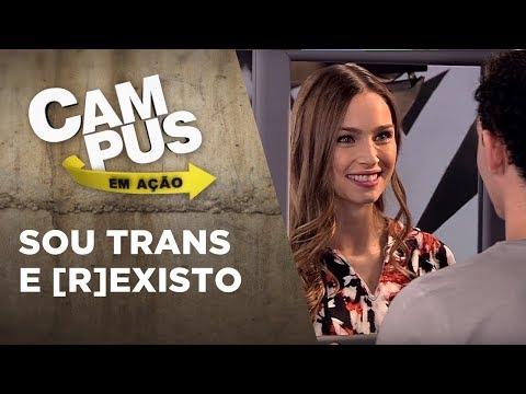 Campus Em Ação | Sou Trans E [R]existo