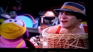 Elmo In Grouch land Blanket Back