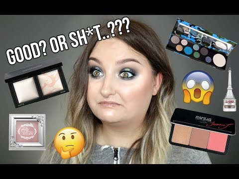 GOOD or SH*T..?   FULL FACE OF FIRST IMPRESSIONS! TESTING NEW MAKEUP!