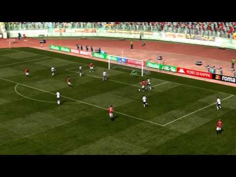 [ FIFA12 ] Manager Mode | Season 1 | Serie A | Roma vs Cagliari