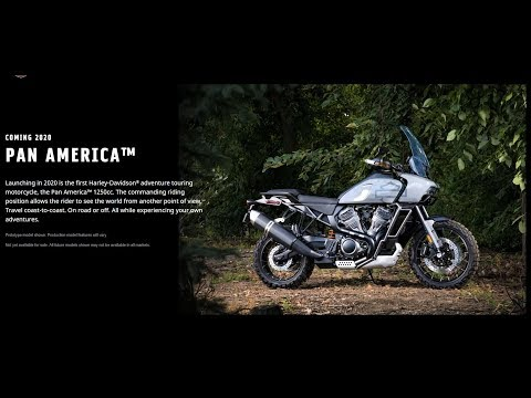Harley-Davidson's New Adventure Bike, Street Fighter, and Electric Motorcycle Announced!