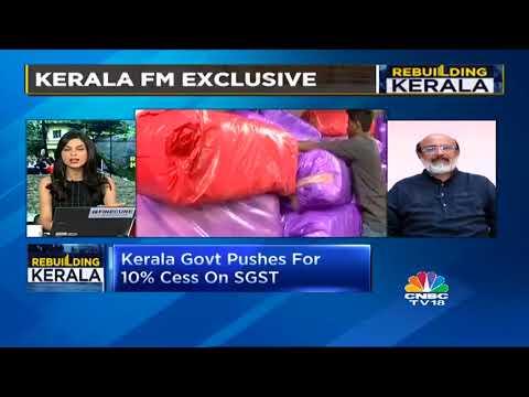 Rebuilding Kerala: Exclusive conversation with Kerala FM Thomas Isaac
