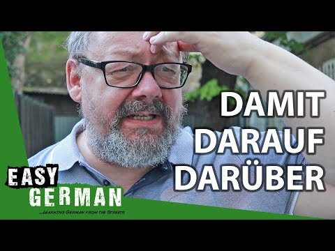 German Da-Words   Super Easy German (80)