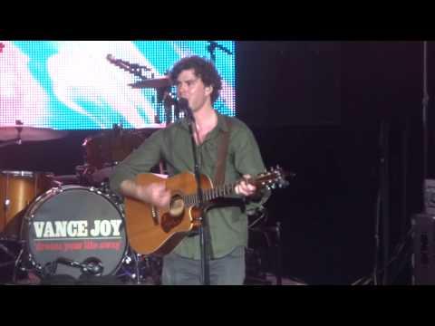 """All I Ever Wanted"" Vance Joy@Merriweather Post Columbia, MD 5/31/15 Sweetlife Festival"