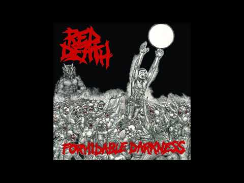RED DEATH - Formidable Darkness [USA - 2017]