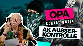 Opa schaut Musik - AK Ausserkontrolle