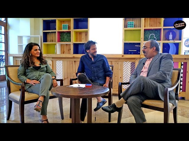 Chrome Talkies Episode 7 - Simran Hoon, EVP | Viacom18 & Prashant Chothani, CEO | Travelxp