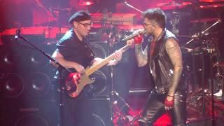 Queen+Adam Lambert 7/23/17: 3 - Another One Bites the Dust - Uncasville, CT
