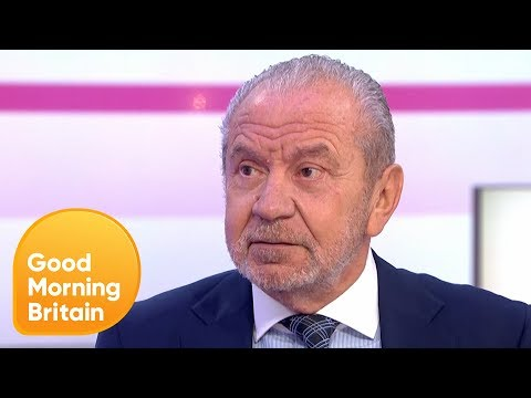 Piers Gets Fired by Lord Alan Sugar | Good Morning Britain